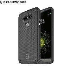 Patchworks Flexguard LG G5 Hülle Schwarz