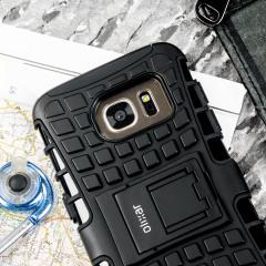 ArmourDillo Samsung Galaxy S7 Protective Deksel - Sort