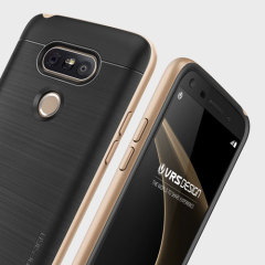 VRS Design High Pro Shield Series LG G5 Case Hülle in Champagne Gold