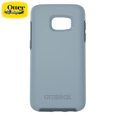 OtterBox Symmetry Samsung Galaxy S7 case - Blauw