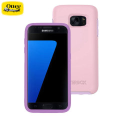 Coque Samsung Galaxy S7 OtterBox Symmetry - Rose