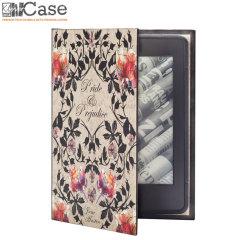 KleverCase Kindle Paperwhite 6 Inch Book Case - Pride and Prejudice