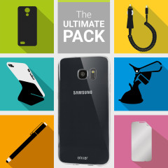 The Ultimate Pack for the Samsung Galaxy S7 Edge consists of fantastic must have accessories designed specifically for the Galaxy S7 Edge.
