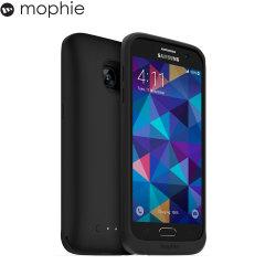 Coque batterie Samsung Galaxy S7 Mophie Juice charge sans fil – Noire