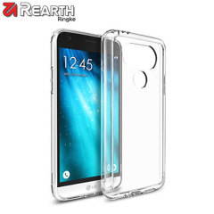 Rearth Ringke Fusion LG G5 Case - Crystal View