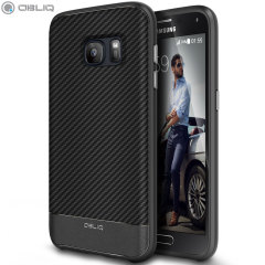 Obliq Flex Pro Samsung Galaxy S7 Case - Black