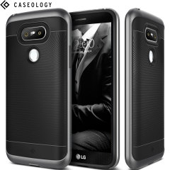 Caseology Wavelength Series LG G5 Case Hülle Schwarz
