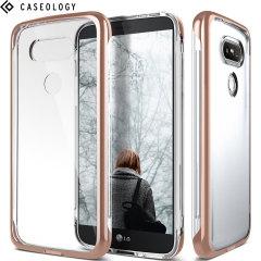 Protégez votre LG G5 avec une coque d'excellente qualité de chez Caseology. Elle est robuste, possède un design minimaliste et sublimera votre smartphone sans altérer son apparence d'origine.