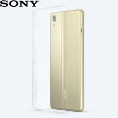 Official Sony Xperia X Style Cover Case - 100% Clear