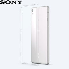 Original Sony Xperia XA Style Cover Case Hülle in 100% Klar