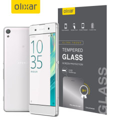 This ultra-thin tempered glass screen protector for the Sony Xperia XA by Olixar offers toughness, high visibility and sensitivity all in one package.