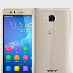 IMAK Huawei Honor 5X Hülle Shell Case in 100% Klar