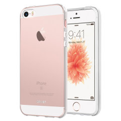 Custodia Ultra Thin Olixar iPhone SE - Trasparente
