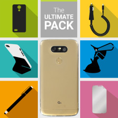 The Ultimate Pack for the LG G5 consists of fantastic must have accessories designed specifically for the LG G5.