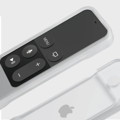 Elago R1 Intelli Apple TV Siri Remote Case with Strap - White