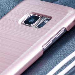 Motomo Ino Slim Line Galaxy S7 Case - Rose Gold
