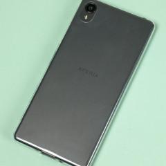 Olixar Ultra-Thin Sony Xperia X Gel Case Hülle - 100% Klar