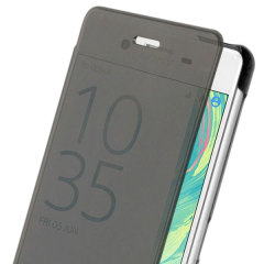 Roxfit Sony Xperia XA Pro-2 Book Case Hülle in Schwarz