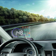 Vehicle Heads Up Display (HUD) Reflective Film
