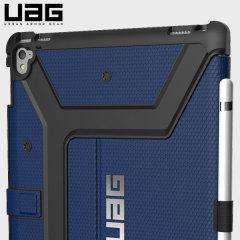 Urban Cobalt iPad Pro 9.7 Zoll Rugged Folio Case Hülle Blau