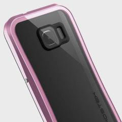 Ghostek Atomic 2.0 Samsung Galaxy S7 Vattentätt skal - Rosa