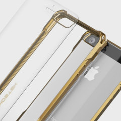 Ghostek Covert iPhone SE Protective Case Hülle in Gold