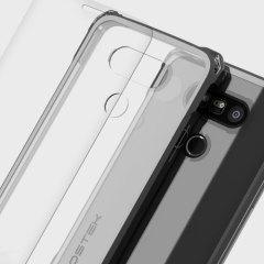 Schützt die Seiten und Rückseite des LG G5 mit diesem robusten Hülle von Ghostek. In der Verpackung finden Sie auch Tempered Glas Displayschutz, damit Ihr Handy komplet geschützt ist.