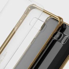 Ghostek Covert Samsung Galaxy S7 Edge Bumper Case - Gold
