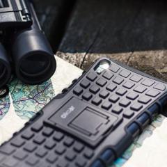 Olixar ArmourDillo Sony Xperia XA Protective Case - Black
