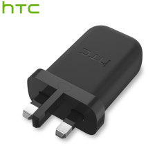Official HTC Rapid 3.0 Mains Wall Charger Adapter - 2.5A