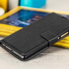 Olixar Huawei P9 Plånboksfodral - Svart