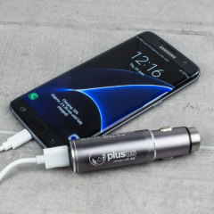 Plusus Life2Go Universal Car Charger & 1,000mAh Power Bank