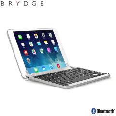 BrydgeMini 2 Aluminium iPad Mini 4 Keyboard - Silver