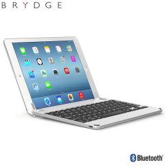Clavier iPad Pro 9.7 / Air 2 / Air BrydgeAir Aluminium QWERTY – Argent