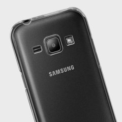This Official Samsung Protective Cover in clear is the perfect accessory for your Galaxy J1. Offering great, lightweight protection, this hard shell keeps you J1 2016 looking brand new whilst showing off it's original design.