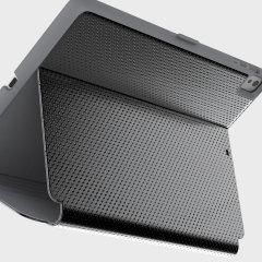 Speck StyleFolio Luxury iPad Pro 9.7 inch Case - Gunmetal Grey