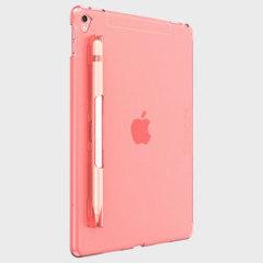 La coque SwitchEasy CoverBuddy offre une protection robuste et légère à votre iPad Pro 9.7 tout en permettant d'utiliser toutes ses fonctionnalités. Elle est compatible avec l'Apple Smart Cover / Smart Keyboard et possède un support pour Apple Pencil, elle sera le compagnon idéal pour votre iPad Pro 9.7.