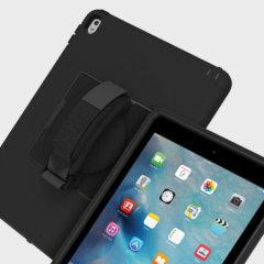 Protect your Apple iPad Pro 9.7 with this sleek and stylish Octane Pure case from Incipio. Featuring a clear back and a contrasting grey bumper, this case showcase's your stunning new iPad Pro 9.7.