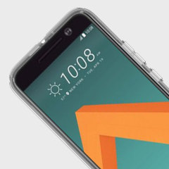 This completely clear CandyShell case from Speck for the HTC 10 has been made to military grade protection standards through custom engineered acrylic and impact dispersing polycarbonate to create the most stylish protection around.
