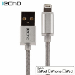 Echo IronWire MFi Ultra-Strong Lightning Cable - 20cm