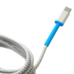 Meet the Type C cable strong enough to tow a car. This extremely durable and tough USB-C cable allows your smartphone or tablet to charge and sync when connected to a computer or USB mains adapter.