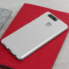 A premium gel case for your Huawei P9 Plus. The Mercury Goospery features a premium metallic silver gloss UV finish and robust high quality TPU gel material that will take all the knocks and look fabulous while doing so.