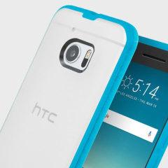 Incipio Octane HTC 10 Case - Frost / Neon Blue