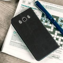 Olixar är ett elegant och lättviktigt läderstils-fodral i en plånboksdesign som erbjuder perfekt skydd till din Samsung Galaxy J5 2016 samt dina betalkort. Dessutom kan fodralet omvandlas till ett praktiskt visningsstativ.