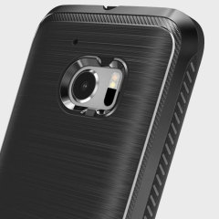 Provide your HTC 10 with slim yet heavy duty protection with this smooth finish black Ringke dual-layered Onyx case. The design and soft touch finish preserve the aesthetic and feel of the HTC 10.