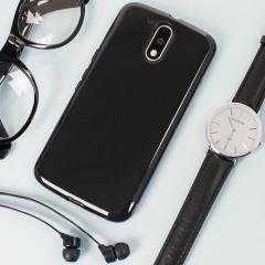 Tämä  Lenovo Moto G4 Plus-puhelimille suunniteltu Flexishield suojakotelo tarjoaa kestävää suojaa ulkoisilta vaurioilta.