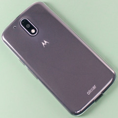 This ultra-thin 100% transparent gel case from Olixar provides a super slim fitting design, which adds no additional bulk to your Lenovo Moto G4. Offering durable protection against damage, while revealing the beauty of your phone from within.