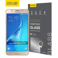 Olixar Samsung Galaxy J7 2016 Tempered Glass Screen Protector
