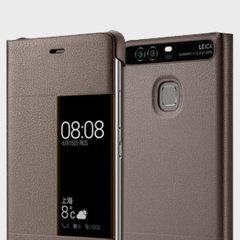 Protégez votre Huawei P9 Plus ainsi que son écran avec cette housse View officielle Huawei, et gardez un œil sur vos notification sans avoir besoin de lever le rabat grâce à la fenêtre de visionnage intégrée. Fabriquée avec des matériaux de qualité, cette housse d'apparence sophistiquée est aussi agréable à l'œil qu'au toucher.