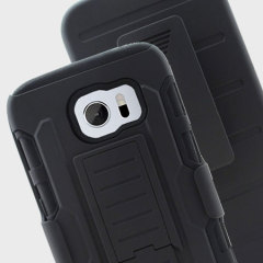 Zizo Robo Combo HTC 10 Tough Case & Belt Clip - Black